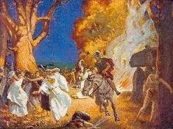 Massacre druides Ynys Môn.jpg
